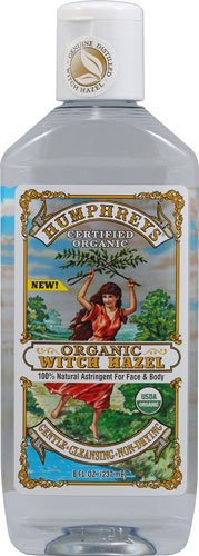 Hazel Witch Homeopathic Remedies (HUMPHREYS HOMEOPATHIC REMEDIES WITCH HAZEL ASTRINGNT,OG2, 8 FZ)