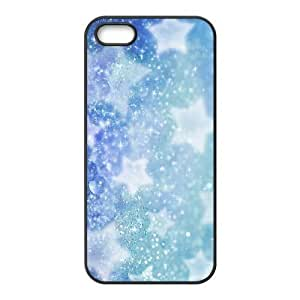 ALICASE Diy Customized Hard Case Star for iPhone 6 plus 5.5 [Pattern-1]