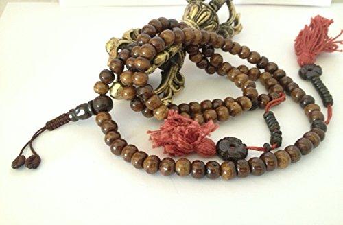 Yak Bone Beads - 8