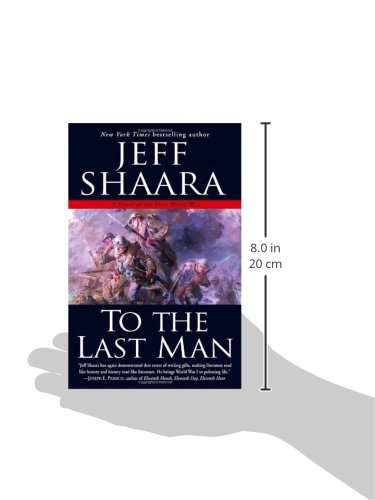 To the last man book report jeff shaara - outerwalldvd