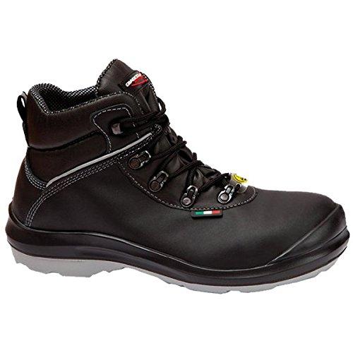 Giasco 33L77C39 Canberra Bottes à lacets S3 Taille 39 Noir
