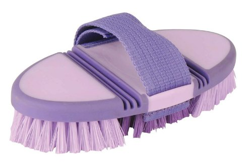 ROMA SOFT GRIP FLEX BODY BRUSH Weatherbeeta