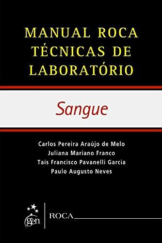 Manual Roca Técnicas de Laboratório: Sangue