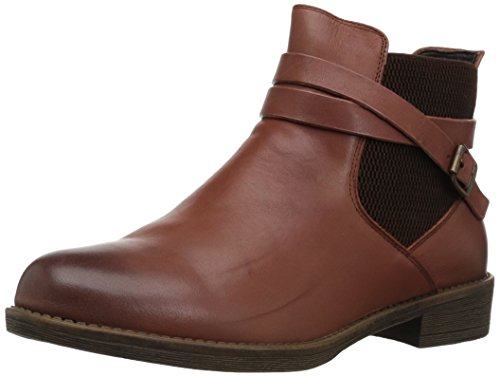 Propet Women's Tatum Ankle Bootie, Brown, 8 2E US from Propét