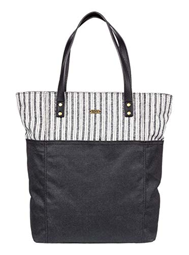Roxy Never Stop Dreaming Medium Tote Bag, Anthracite