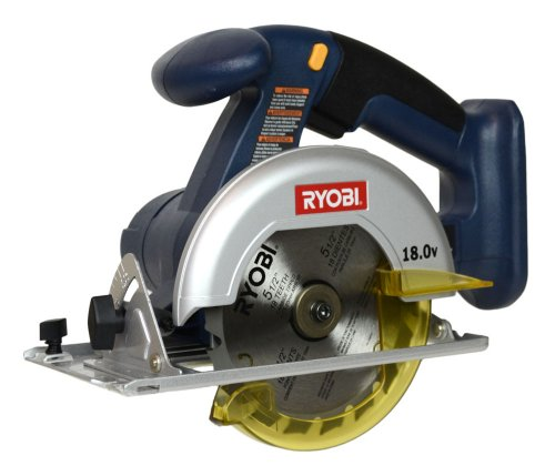 "Ryobi P501 5-1/2"" 18v One+ Circular Saw (Bare Tool Only, Battery and Charger Not Included)"