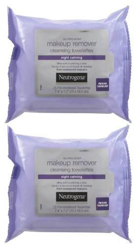 Neutrogena Calming Remover Cleansing Towelettes