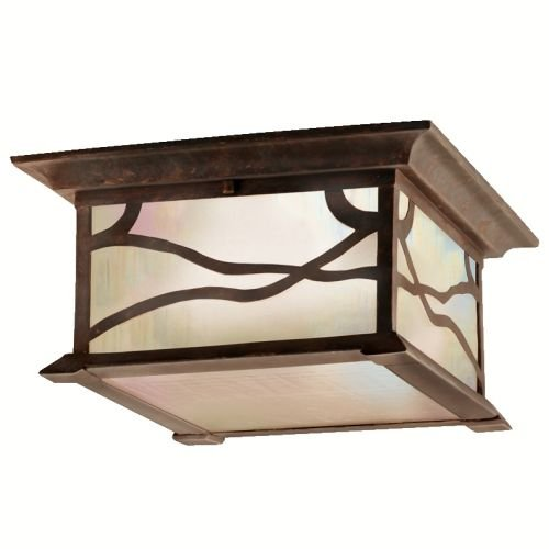 Southwest Style Outdoor Lighting