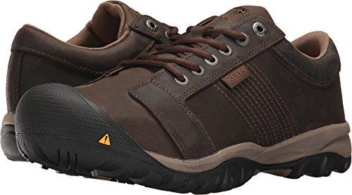 KEEN Utility Men's LA Conner at ESD Industrial & Construction Shoe Cascade Brown 9 D ()