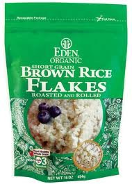 rown Rice Cereal Flakes 16 oz. (Pack of 12) ()