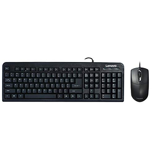 Keyboard mouse set office mouse keyboard set computer keyboard notebook keyboard-KM4800 wired keyboard and mouse set