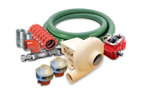 Do-It-Yourself Water Truck Kit: Centrifugal Pump, Sprayers, (Pto Water Pumps)
