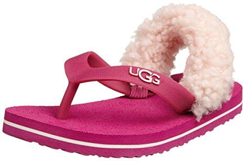UGG Kids Girls YIA (Infant/Toddler), Fruit Punch/Baby Pink, SM (US 2-3 M]()