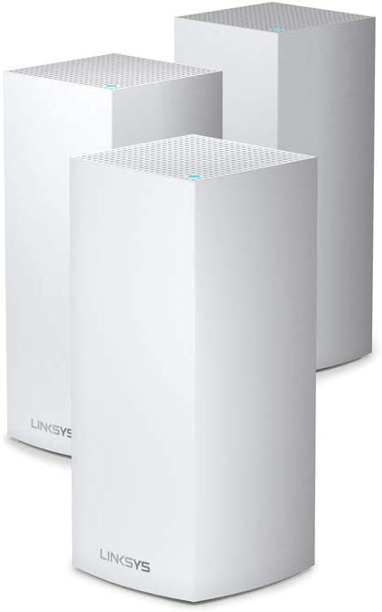 Linksys Velop Tri-Band AX4200 Whole Home Mesh Router WiFi 6 System (MX12600)