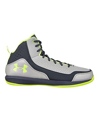 Under Armour Men's UA Jet Basketball Shoes 9 Lead