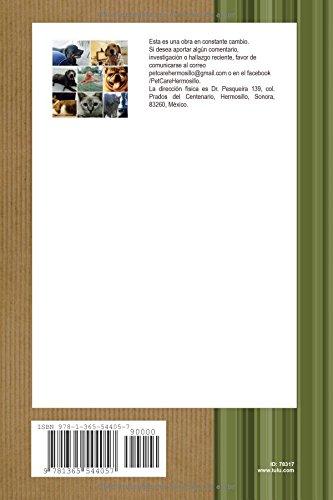 Amazon.com: Abecedario de la Nutrición en Perros y Gatos (Spanish Edition) (9781365544057): Roberto Margáin Barraza: Books