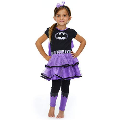 DC Comics Batgirl Toddler Girls Costume Dress