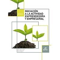 Iniciación a la actividad emprendedora y empresarial (LOMCE) (Secundaria) - 9788490784990