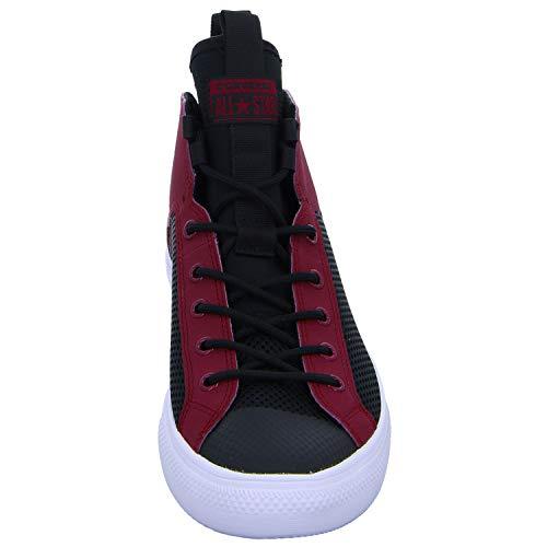 de Converse White Deporte 508 Ultra Pomegranate CTAS Multicolor Zapatillas Black Mid Adulto Red Unisex IxprRAIqw