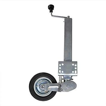 Angebot Anhänger Automatik Stützrad stabiles Bugrad 400kg Traglast