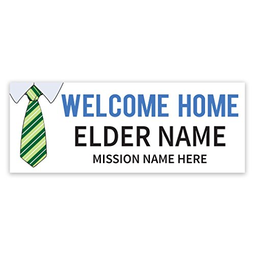 Tie Missionary Banner Perfect homecomings product image