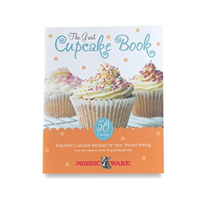 Nordic Ware The Great Cupcake Recipe Book