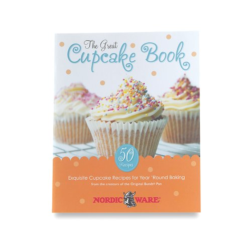 Nordic Ware The Great Cupcake Recipe (Orange Halloween Cupcakes Recipes)
