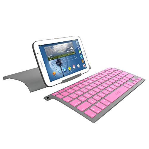 ZAGGkeys Case with Universal Wireless Keyboard for All Bluet