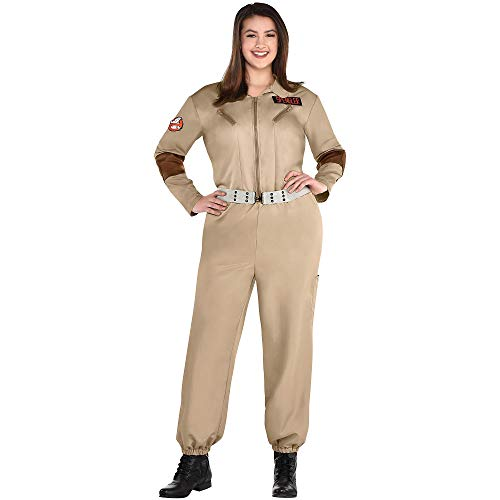 Party City Classic Ghostbusters Halloween Costume for