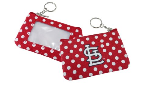MLB St. Louis Cardinals Coin and ID Purse