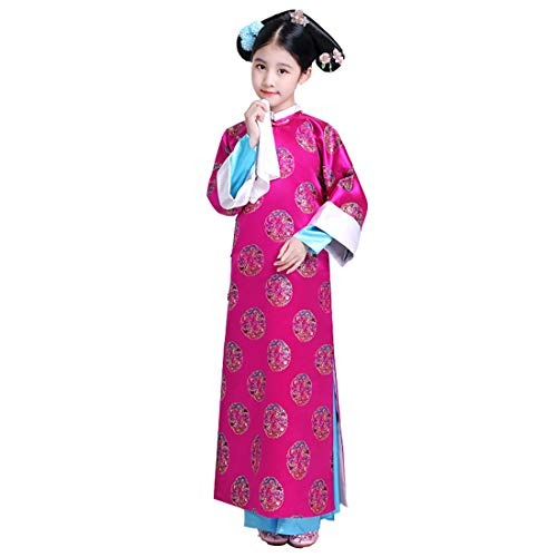 Ez-sofei Girls Ancient Chinese Traditional Hanfu Qing