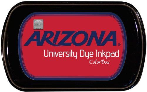 Colorbox University Licensed Dye Inkpad-University Of Arizon