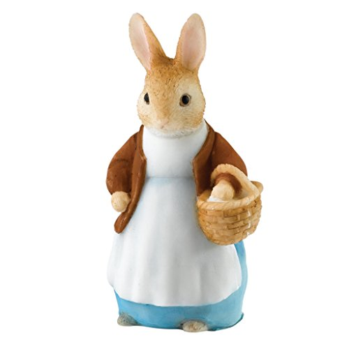 Enesco Beatrix Potter Miniature Figurine - Mrs Rabbit (A27214)