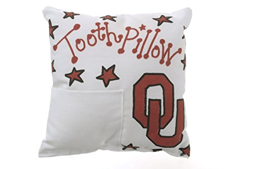 Ear Mitts: Earmitts; Bunnies and Bows Tooth Fairy Pillow - University of (University Bow Pillow)