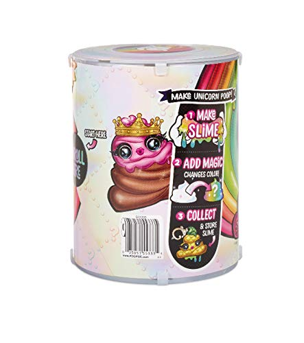 Poopsie Slime Surprise Pooey Poop Pack Unicorn Series 1 Multicolor Best Slime & Unicorno Gift Bundle Set of 3 - Ten Bright Magical Sparkling Neon Star Collectible Bonus Plush Figure + Liip Gloss by Poopsie (Image #6)