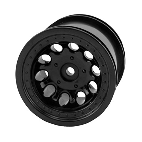 RPM Revolver 2.2 Truck Wheels, Traxxas Rear, Black
