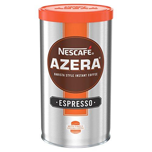 NESCAFÉ Azera Espresso Instant Coffee, 100 g - Pack of 6