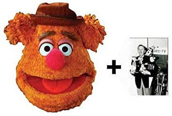 The Muppets Party Statler Face Mask