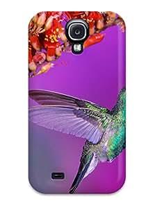 David R. Spalding's Shop New Style Hummingbird Durable Galaxy S4 Tpu Flexible Soft Case