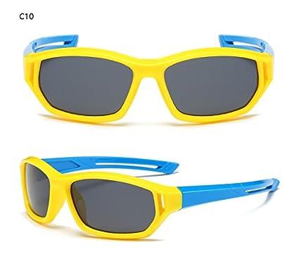 GR Deporte exterior infantil bebé niños gafas sol UV400 gafas de moda gafas de sol polarizadas