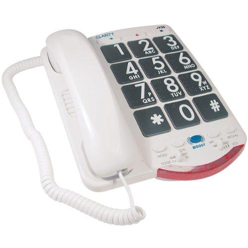 JV-35 Telephone with Backtalk Ameriphone Jv 35 Phone