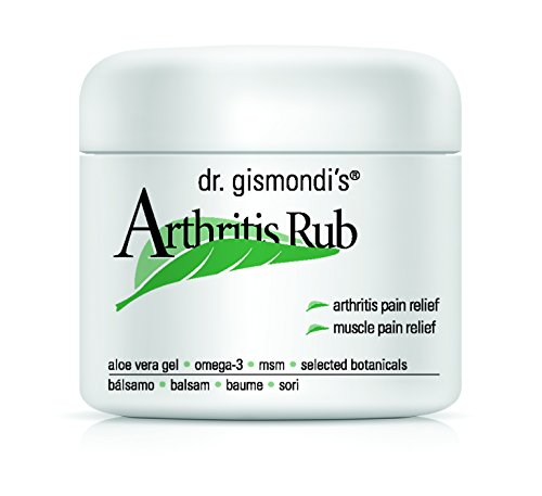 Dr Gismondis Arthritis Muscle Joint product image