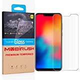 MOBIRUSH High Transparency Air- Bubble Proof Tempered Glass Screen Protector for Huawei Honor Play