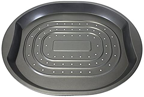ChefLand Oven Crisper Bake Pan Non-Stick / French Fry Crisping Baking Sheet (Crisper Trays)