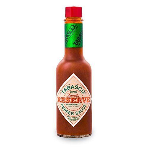 TABASCO Family Reserve Pepper Sauce, 5 Ounce