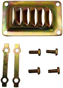 Amazon com: NEO-TEC Muffler Cover Kit with Screws M4x10