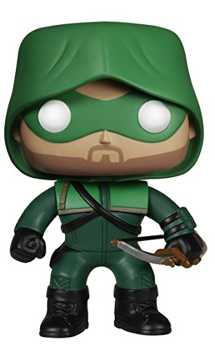 [Funko POP TV: Arrow - The 'Hood' Action Figure] (Vinyl Cat Hood)