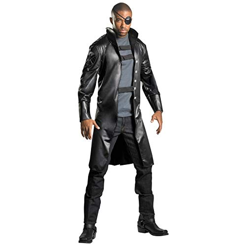 HAMISS for On Deluxe Nick Fury Costume