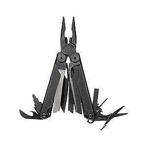 Leatherman - Wave Multi-Tool, Black with Molle Sheath (FFP)