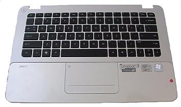 HP 698632-A41 Carcasa con teclado refacción para notebook - Componente para ordenador portátil (